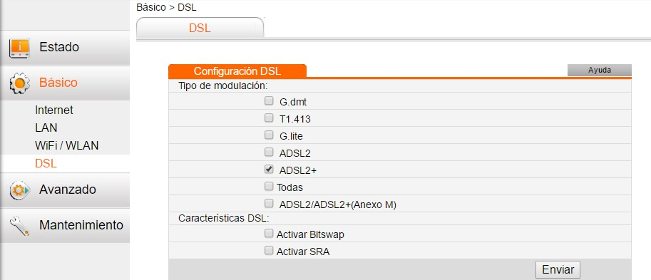 router Huawei HG532s paso 5