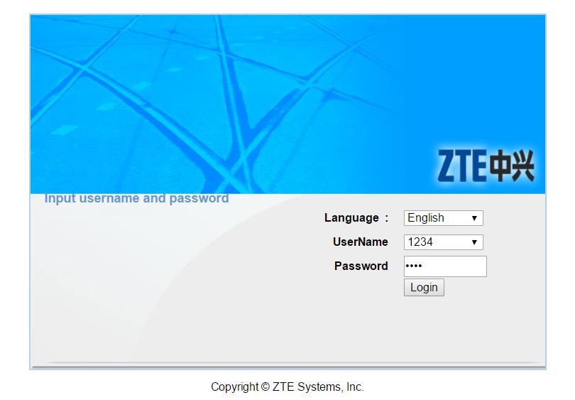 Cómo actualizar Router ZTE H108N para Pepephone MásMóvil - Pepephone